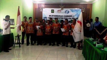 Pelantikan DPC Himpunan Pramuwisata Kulon Progo