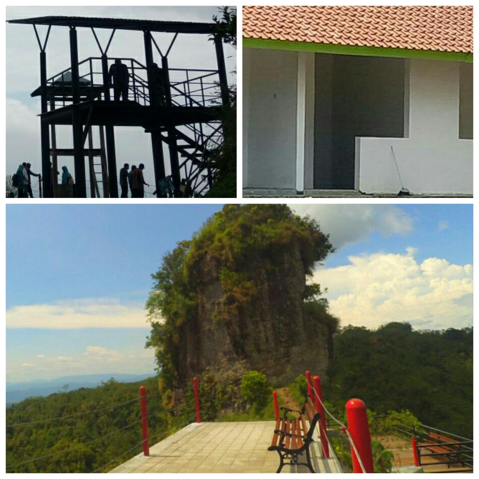 Pembangunan Sarana Prasarana di Nglinggo - Tritis