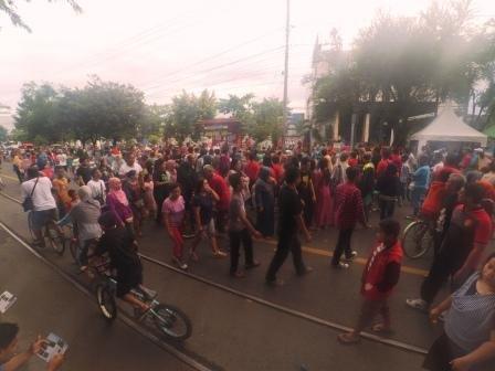 Dinas Pariwisata Kulon Progo mengadakan roadshow ke Kota Surakarta