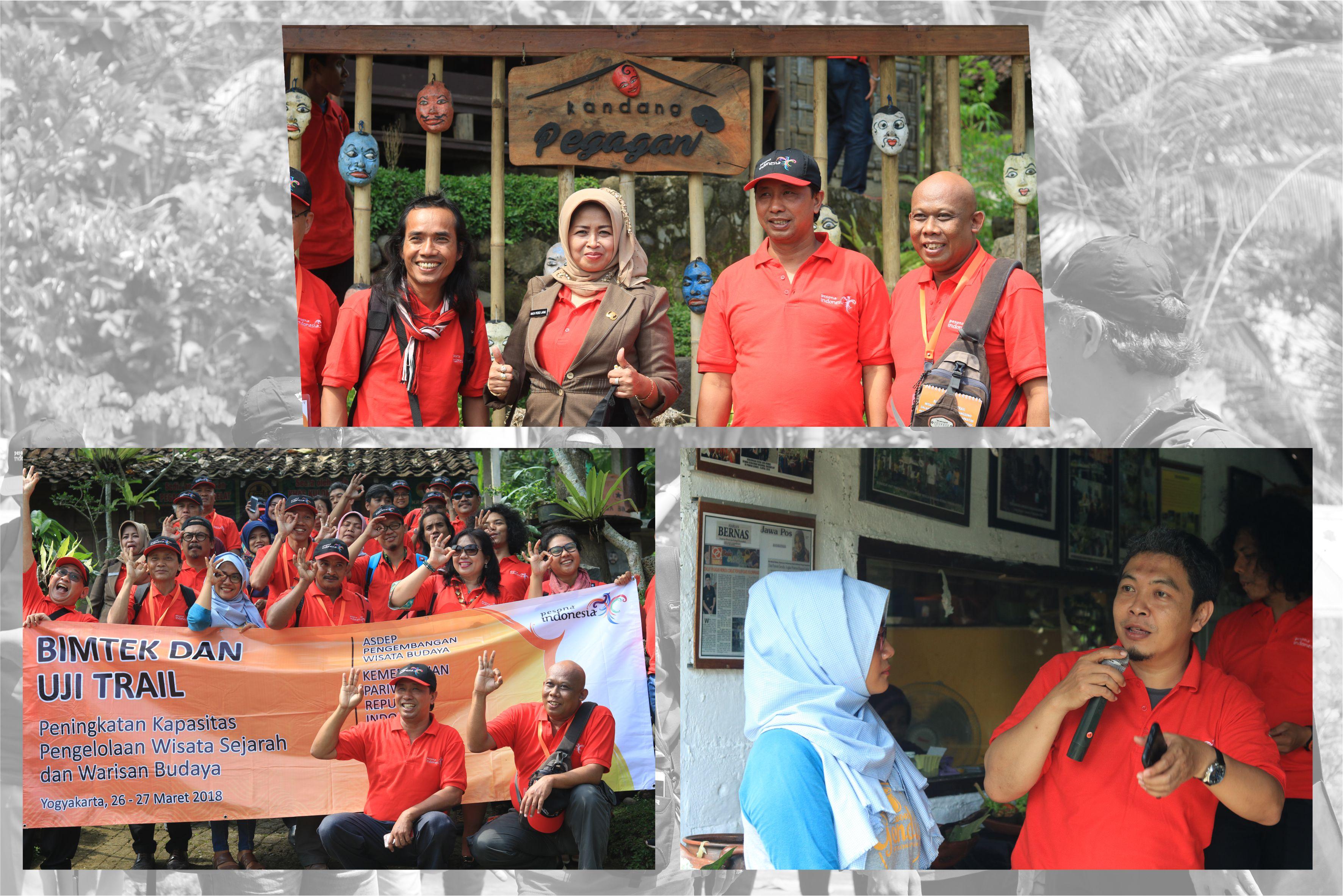 Bimbingan Teknis Kementerian Pariwisata Republik Indonesia