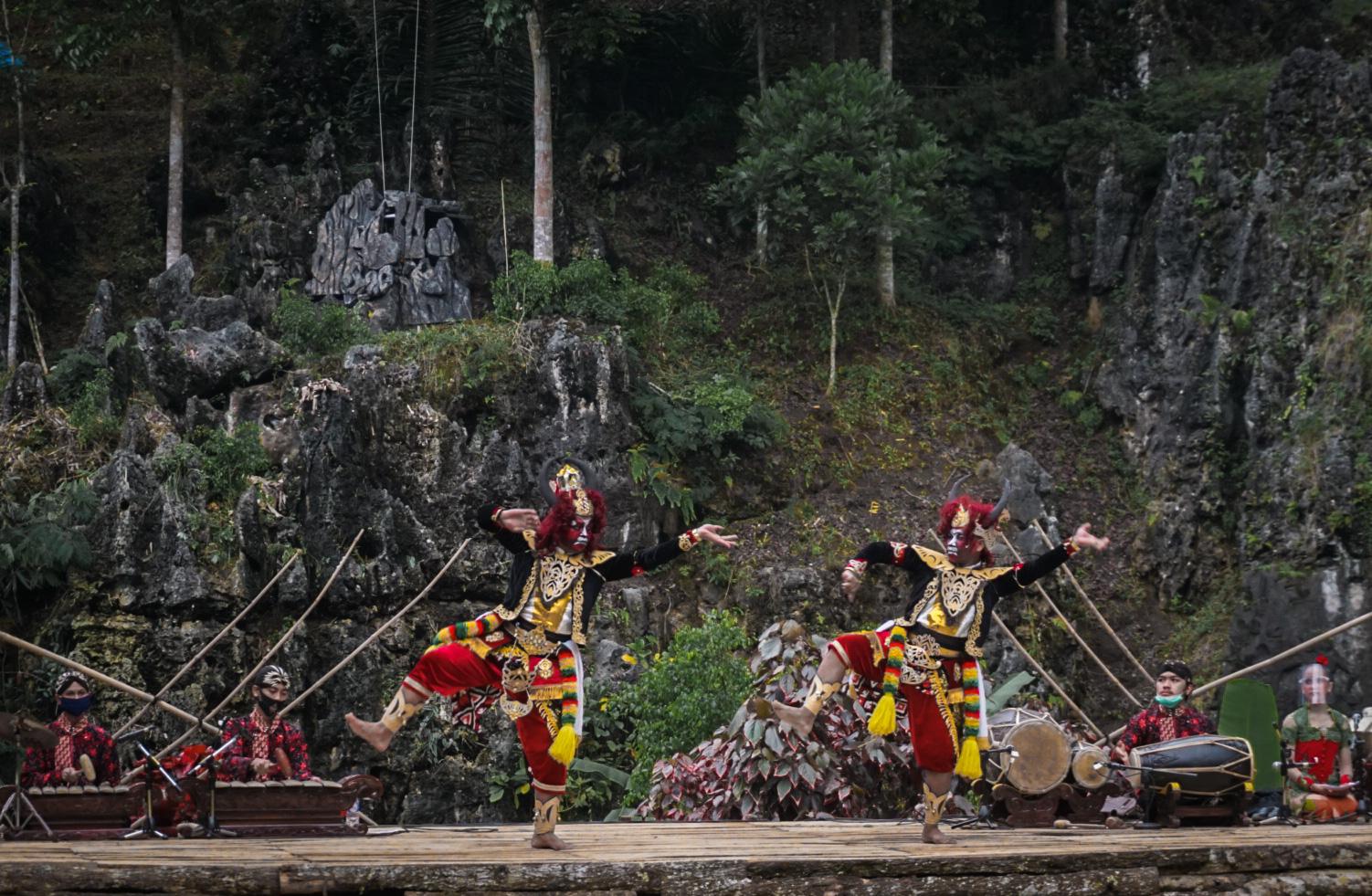 Dinpar Kulon Progo Gelorakan Kembali Pariwisata Bersama Kiskendha Mrahaswara