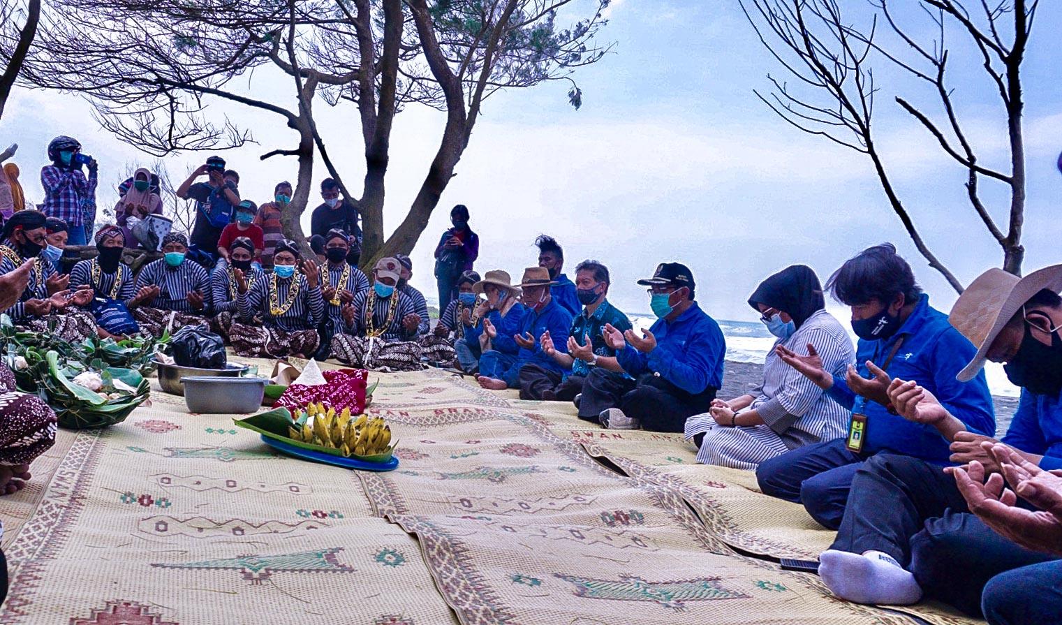 Sosialisasi CHSE Kemenparekraf Diselenggarakan Di Daya Tarik Wisata Baru Kulon Progo