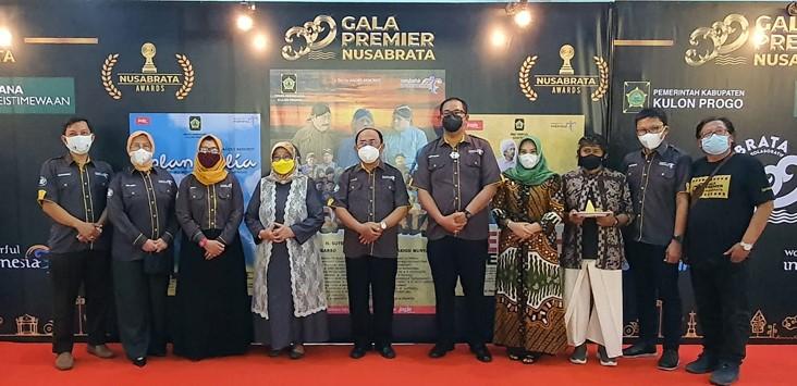 Gala Premier Nusabrata : Gala Premier Nusabrata Inovasi Mengangkat Potensi Pariwisata dan Ekraf di Kabupaten Kulon Progo