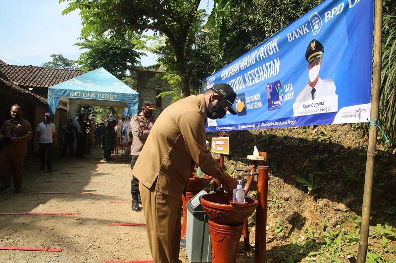 Uji Coba Operasional Terbatas Destinasi Wisata Kawasan Jatimulyo