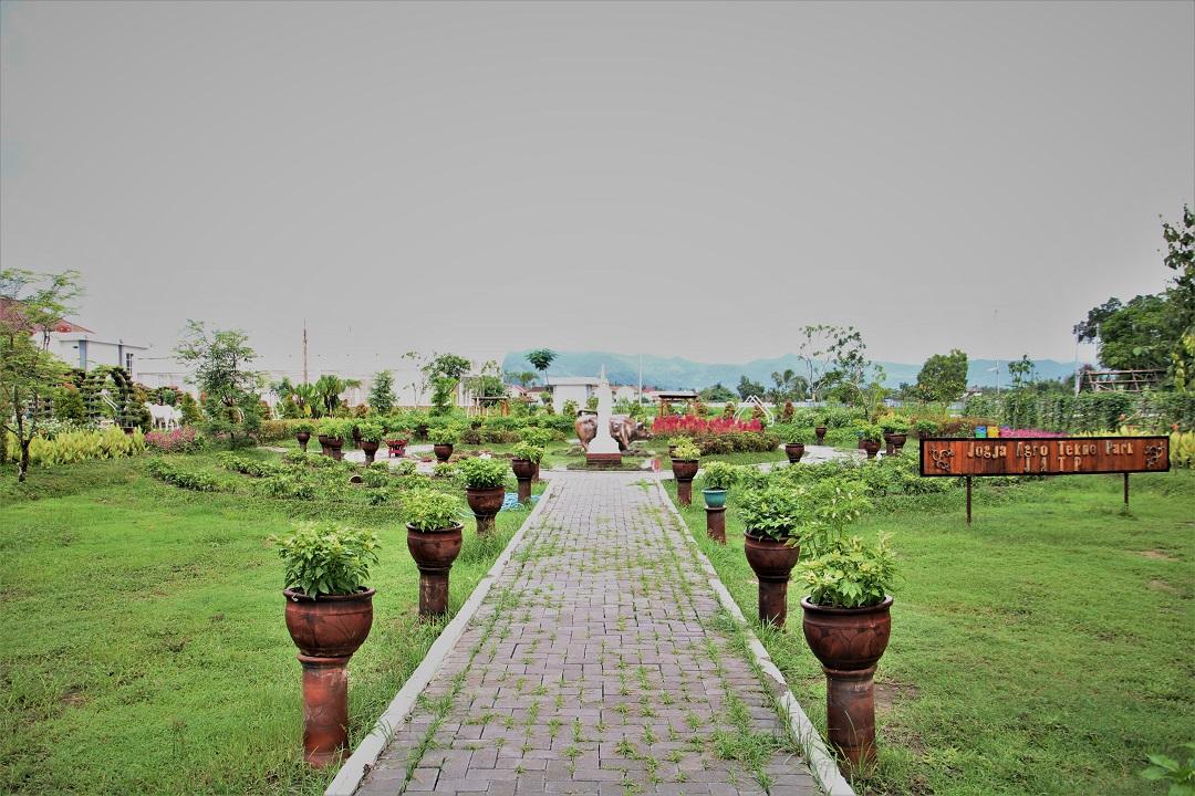 Jogja Agro Techno Park (JATP)