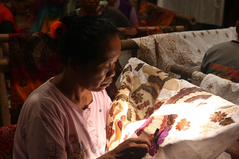 Batik Lendah Kulon Progo