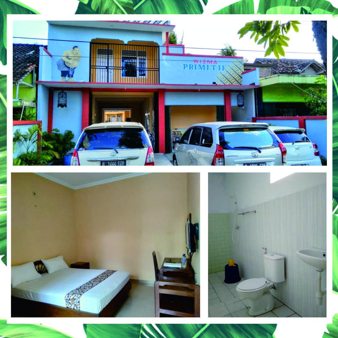 Hotel Primitif