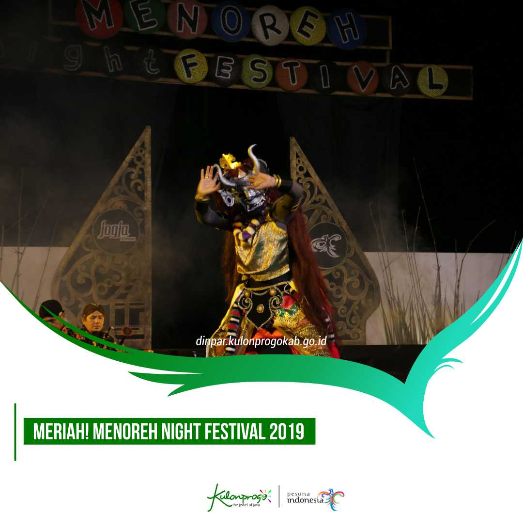 Meriah! Menoreh Night Festival 2019