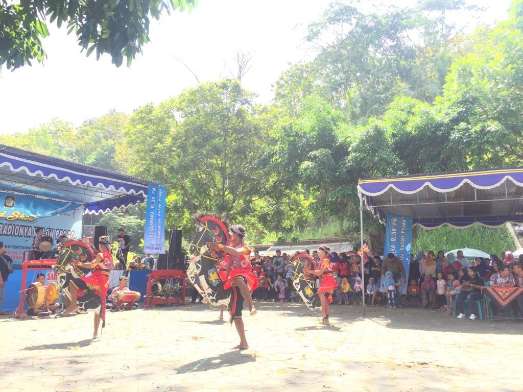 Road Show Megaswara Menggoyang Waduk Sermo