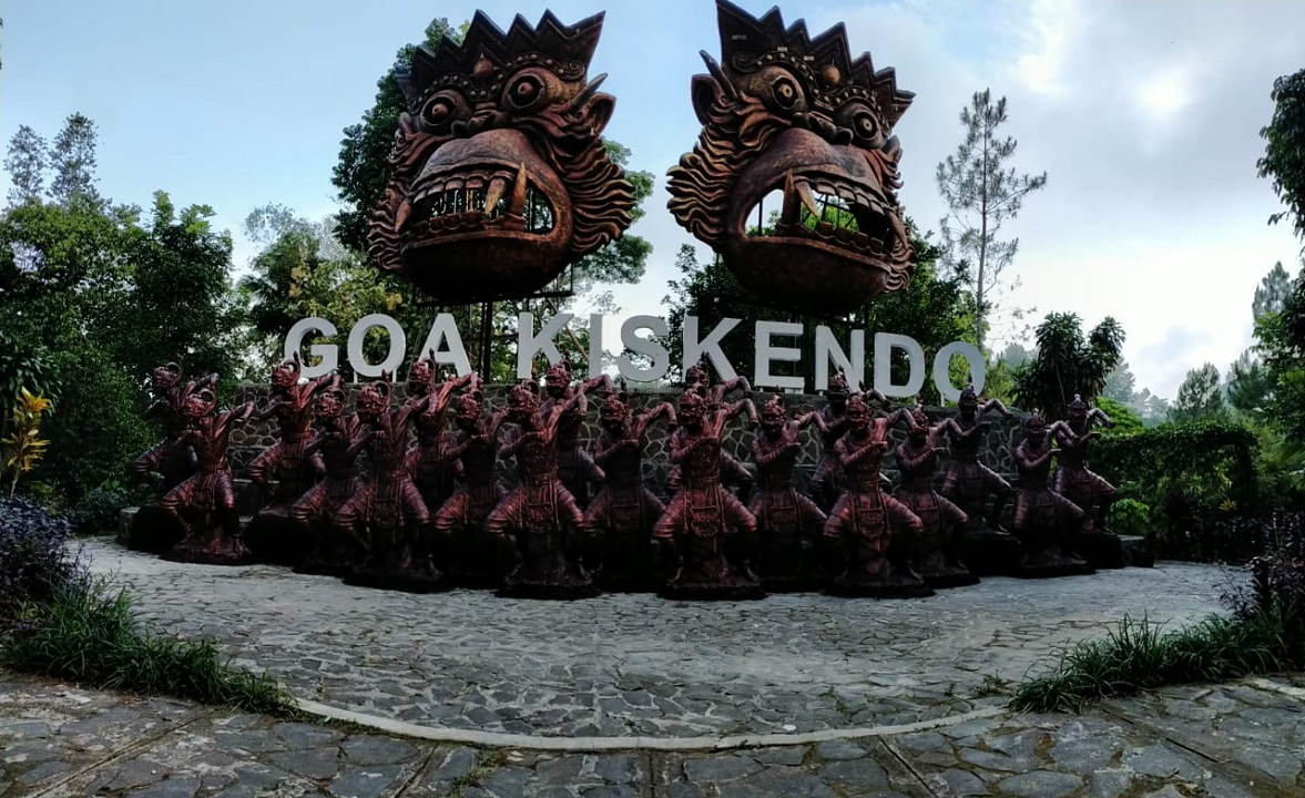 Taman Wisata Gua Kiskendha Punya Ikon Baru