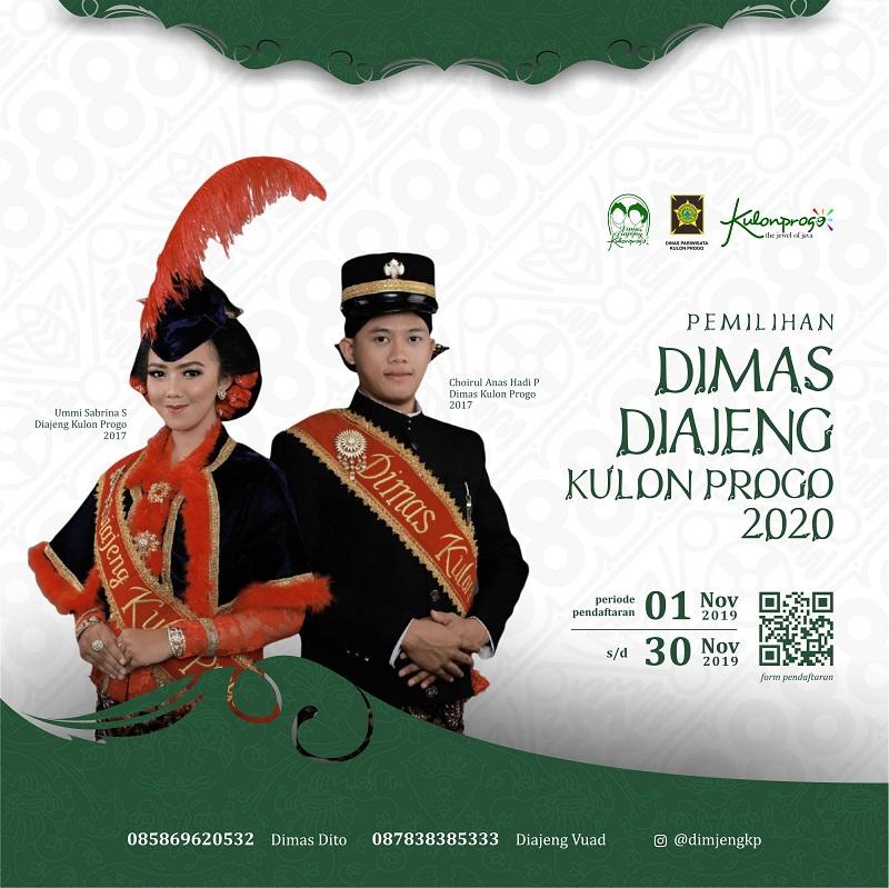 Jadilah Next Dimas-Diajeng Kulon Progo 2020