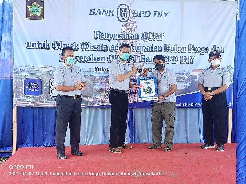 Sinergi Pemerintah Kabupaten dan Bank BPD DIY Untuk Wujudkan Transaksi Digital Di Destinasi Wisata Kulon Progo
